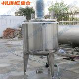 Réservoir de mélange de constructeur d'acier inoxydable