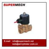 tipo pneumatico dc 24, avoirdupois 220V di 2W160 Airtac della valvola di regolazione dell'acqua dell'elettrovalvola a solenoide
