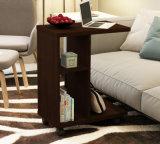 새로운 디자인 거실 움직일 수 있는 차 /Side 테이블 작풍 사각 목제 커피용 탁자