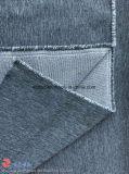 Tela Cationic do Spandex do jacquard do poliéster para o vestuário