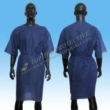 Pyjamas remplaçables non-tissés d'hôpital, pyjamas patients pour l'hôpital