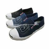 Новые поступления мужчин ЭБУ системы впрыска повседневная обувь пробуксовки колес на чартерных обувь обувь (ZL1219-9)