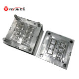 Kundenspezifische Einspritzung-Plastikwand-Schalter-Kontaktbuchse-Form