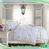 高品質のデラックスな印刷のホテルのサテンの枕カバー