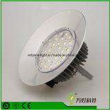 LED 100W 200W IP44 창고 공장을%s 산업 램프 천장 하늘 높 만 빛