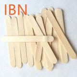 bâton en bois de cirage remplaçable d'enlèvement des poils 100X