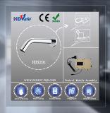 As Fábricas profissional Sensor elétrico montado na parede de latão torneira de água da bacia hidrográfica torneira automática