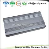Aluminium extrudé concurrentiel pour le dissipateur de chaleur avec l'anodisation et audio de voiture de l'usinage