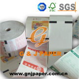 Thermisch POS van de Grootte van de spoel Document met de Zilveren Verpakking van het Document