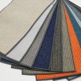 Prodotto tinto intessuto sofà della presidenza della tessile della famiglia della tappezzeria del poliestere