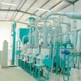 Strumentazione del laminatoio di Posho della macchina di macinazione di farina del mais del Kenia 30t