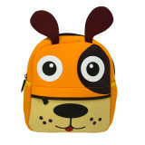 子供3Dかわいい動物デザインバックパックの幼児の子供のネオプレンのランドセルの幼稚園の漫画快適な袋のキリン猿のフクロウ