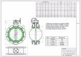 Universalkupplung-Schwingen-Rückschlagventil-Flansch-Adapter hergestellt in China