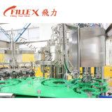 Máquina de rellenar de la cerveza de cristal automática 3 in-1