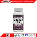 Tabuleta quente da vitamina B3 da venda com mais baixo preço
