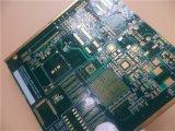 Lötmittel-Fähigkeit Prüfung Schaltkarte-Leiterplatte-blaues Lötmittel-Schablonen-Kupfer