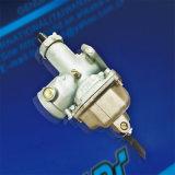 Cg125オートバイのエンジン部分のオートバイキャブレター、ケーブルおよびマニュアル
