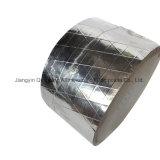 ガラス繊維の網布の薄板にされたアルミホイルの絶縁体テープ