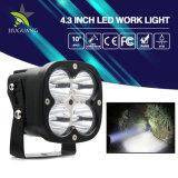 Indicatore luminoso chiaro del lavoro del camion LED di Squre LED 40W 4inch