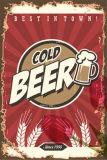 顧客用新しいデザインビール錫の印