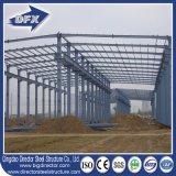 Qingdao 고품질 큰 경간 Prefabricated 구조 강철 프레임 작업장