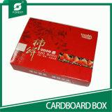 Kundenspezifischer Obst- und GemüseVerpackungs-Standardkasten