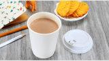 Выдвиженческие устранимые изготовленный на заказ кофейные чашки стены 12oz двойника логоса бумажные с крышками