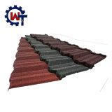 建築材料の石の上塗を施してある金属のNosenの屋根瓦