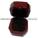 Doos van het Pakket van /Storage van de Juwelen/van de Gift van Luxry van de manier van de douane de Houten