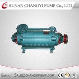 Bomba centrífuga de vários estágios elétrica da agua potável