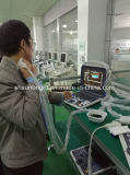 Doppler portátil para mama tireoidiana Vascular Msk operatório Cardiologia cirúrgica pediatria