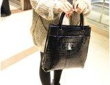 新しいHandbagデザインワニの穀物の女性ショルダー・バッグのトートバック