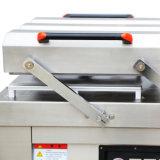 Dz-800/2SA usine d'emballage professionnel Chambres Double emballage sous vide de la machine pour garder les aliments frais