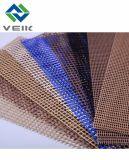 Malla resistente a altas temperaturas de tela de fibra de vidrio