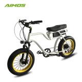 Bici elettrica della batteria di litio della montagna del nuovo modello di Aimos 2018 con le doppie sedi