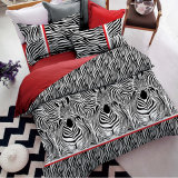 Aplicación de los hogares de algodón/poliéster conjuntos de ropa de cama en China