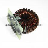 Inducteur courant de bobine de mode de faisceau amorphe avec des conformités de RoHS