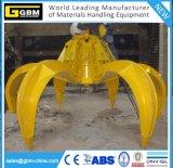 Encavateur d'ordures pour l'encavateur hydraulique de peau d'orange de moteur de centrale