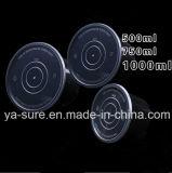 Casella da portar via materiale a gettare di imballaggio di plastica dei pp (500ml 750ml 1000ml)