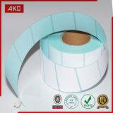 Base plástica para el papel termal
