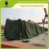 500GSM tela di canapa resistente militare Tarps, tela incatramata di tela di canapa poco costosa