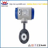 Кисловочный жидкостный электромагнитный измеритель прокачки