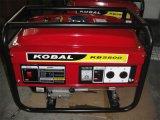 2.5kw gasolina Semi-Frame gerador a gasolina