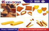 Extrudeuse remplissante de casse-croûte de faisceau de casse-croûte de maïs de feuilleté
