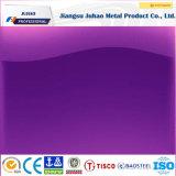 Feuille décorative de l'acier inoxydable 430