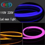 Bleu Rouge 5050RVB Tube néon LED souples Strip comme paysage feux