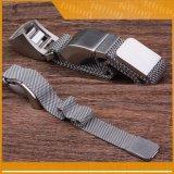 acero inoxidable Pulsera de bucle milanesa de sustitución de las bandas de Fitbit Alta RR.HH.
