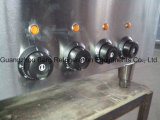 스테인리스 상업적인 전기 무쇠 과자 굽는 번철