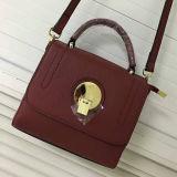 Popular 2017 Shoulder Messenger Bag Bolsa de couro genuíno para senhoras Emg4819