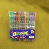 24 insiemi della penna di Glliter di colori (#108), penna dell'inchiostro del gel